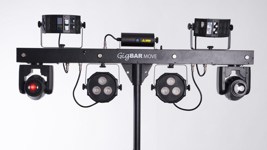 CHAUVET DJ GigBAR Move 6