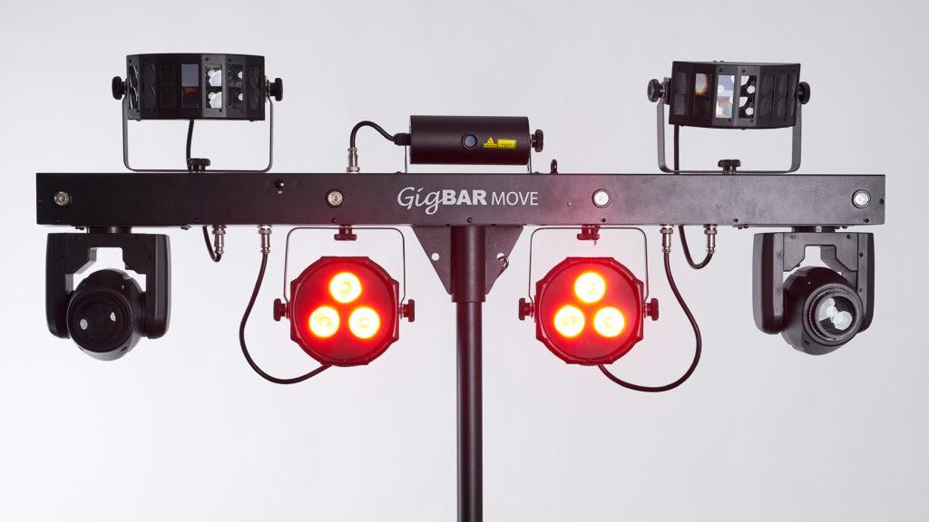 CHAUVET DJ GigBAR Move 5