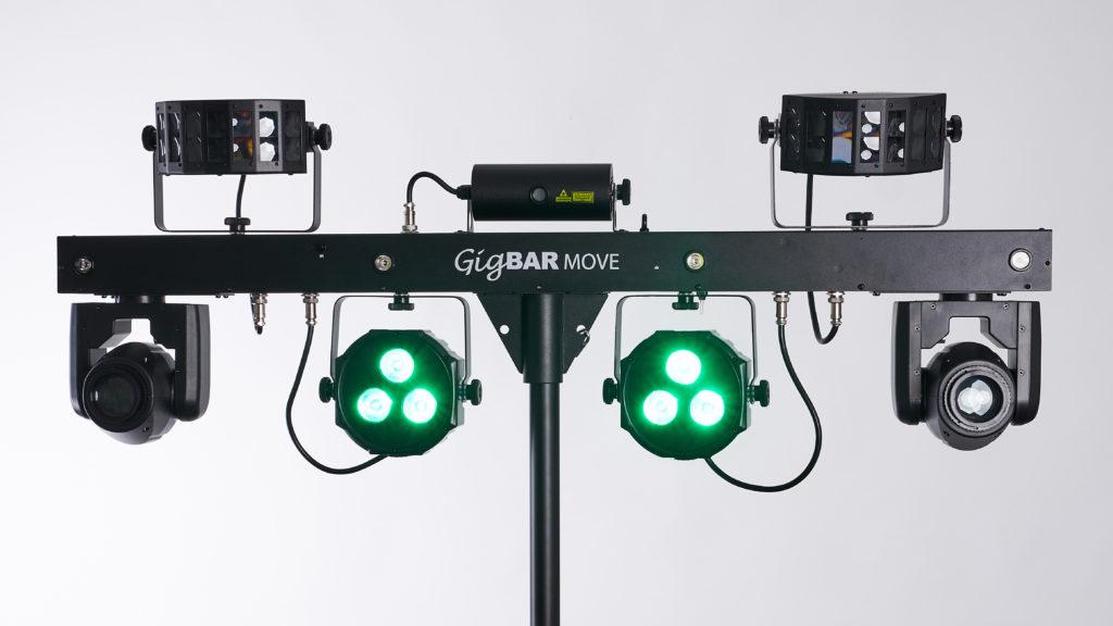 CHAUVET DJ GigBAR Move 2