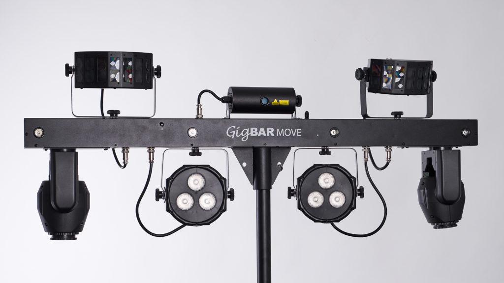 CHAUVET DJ GigBAR Move 1