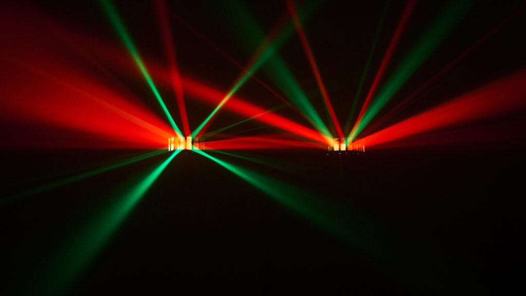 Světelné efekty 24