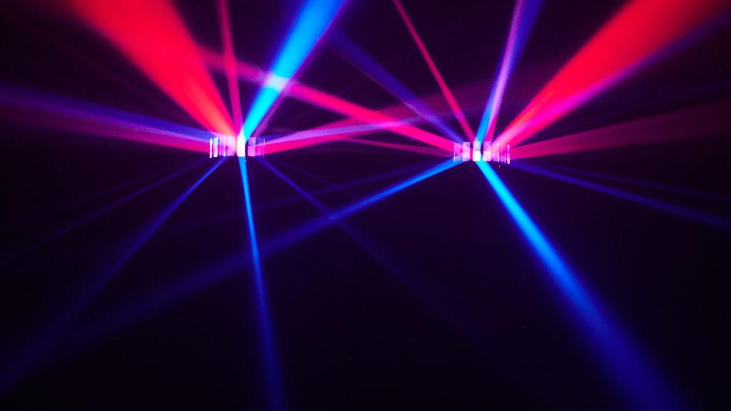 Světelné efekty 20