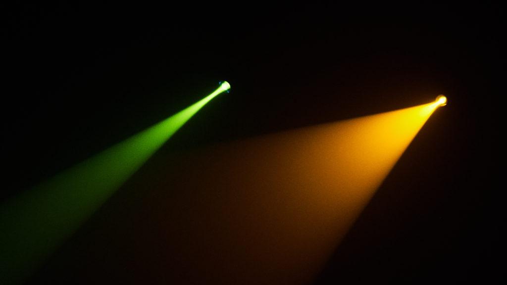 Světelné efekty 16