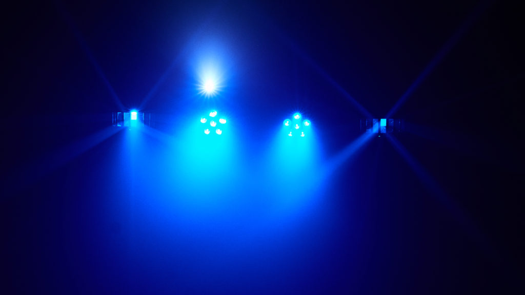 Světelné efekty 15