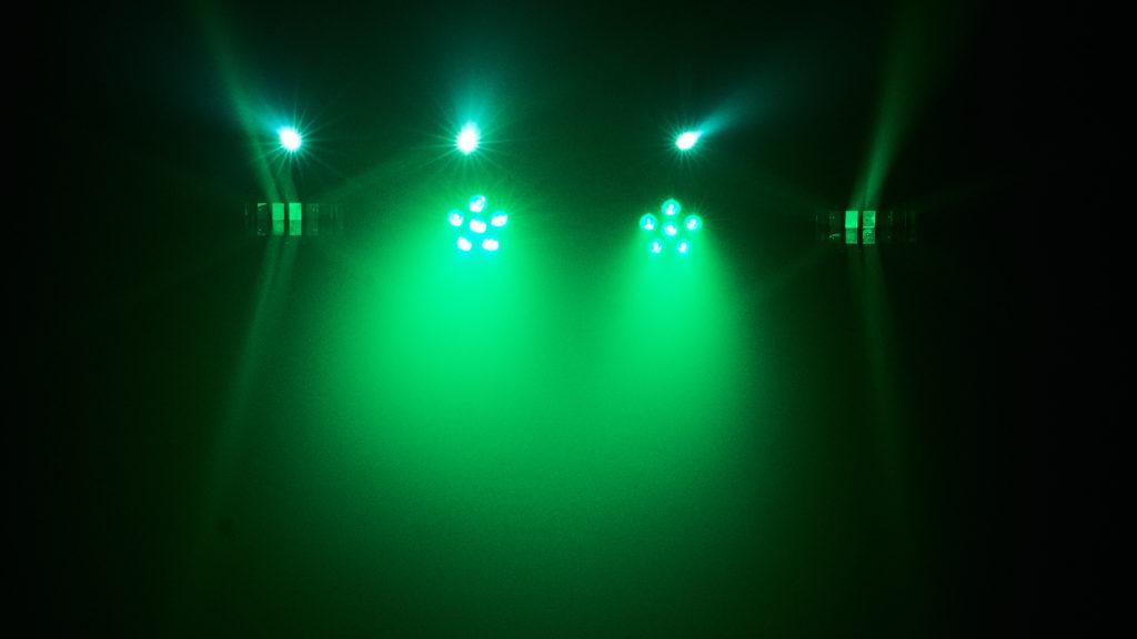 Světelné efekty 14