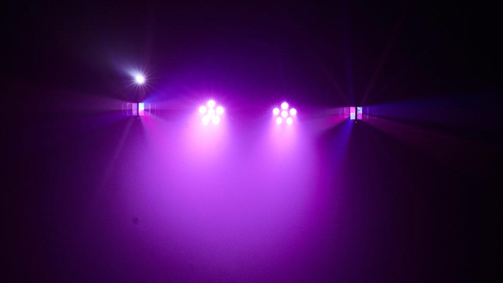 Světelné efekty 12