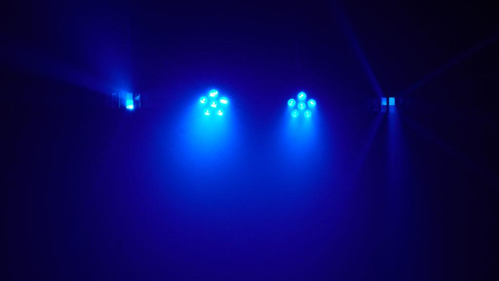 Světelné efekty 11