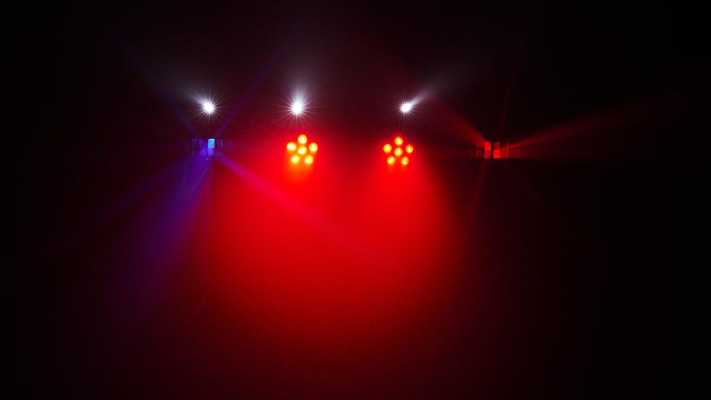 Světelné efekty 10