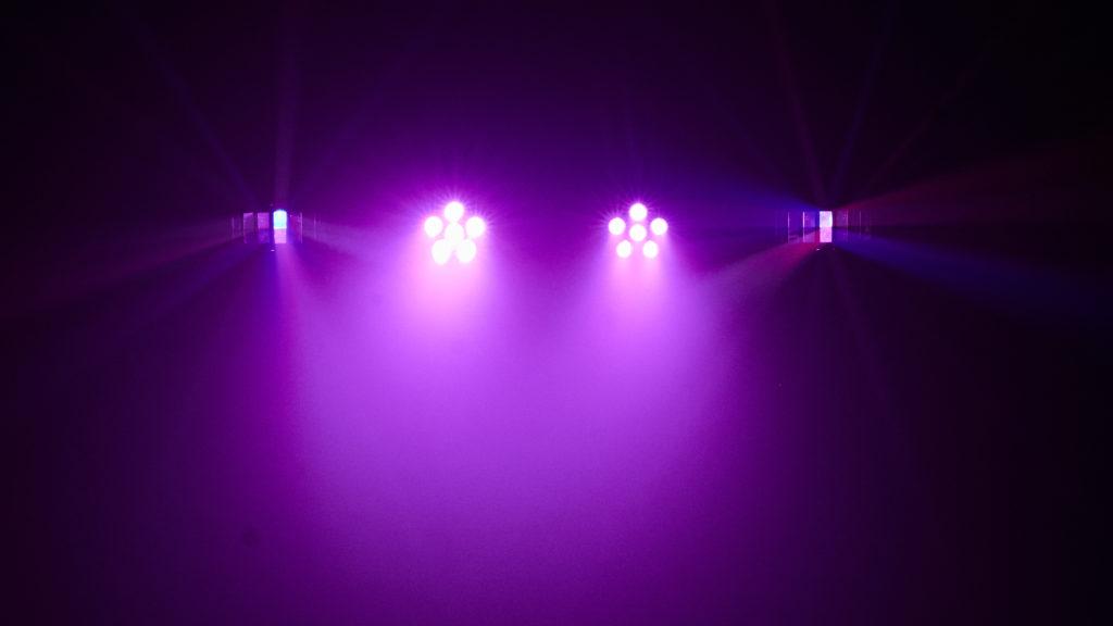 Světelné efekty 9