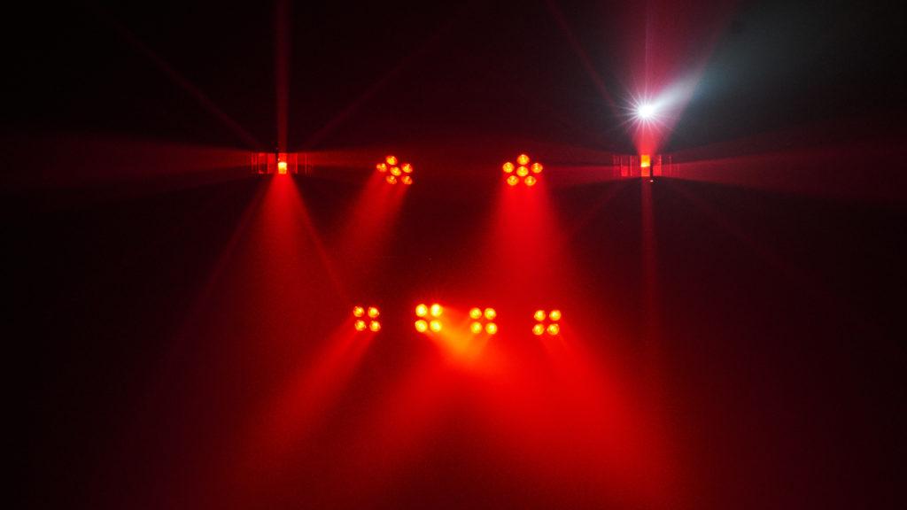 Světelné efekty 8