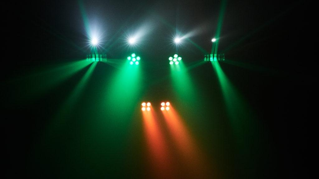 Světelné efekty 7