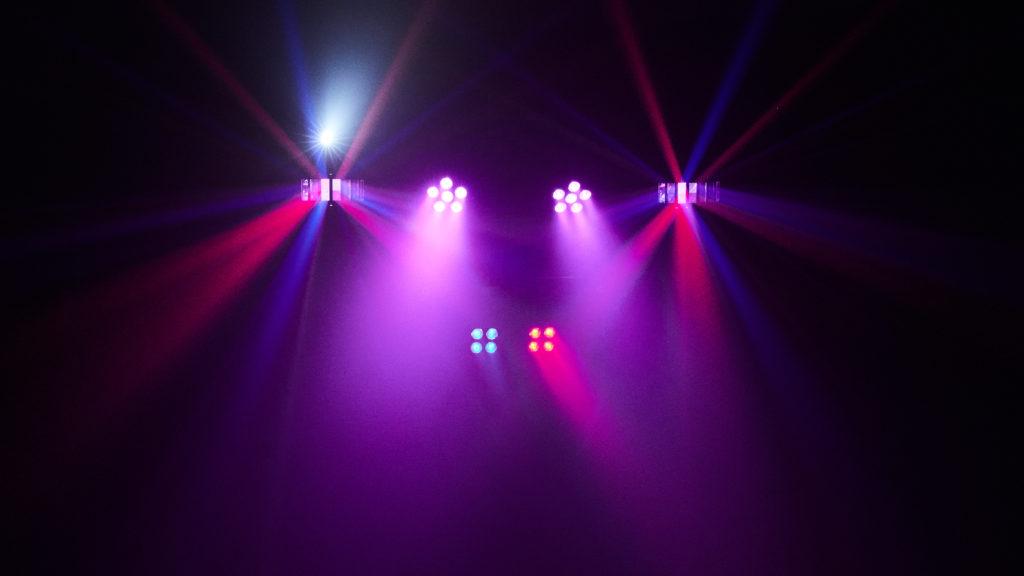 Světelné efekty 6