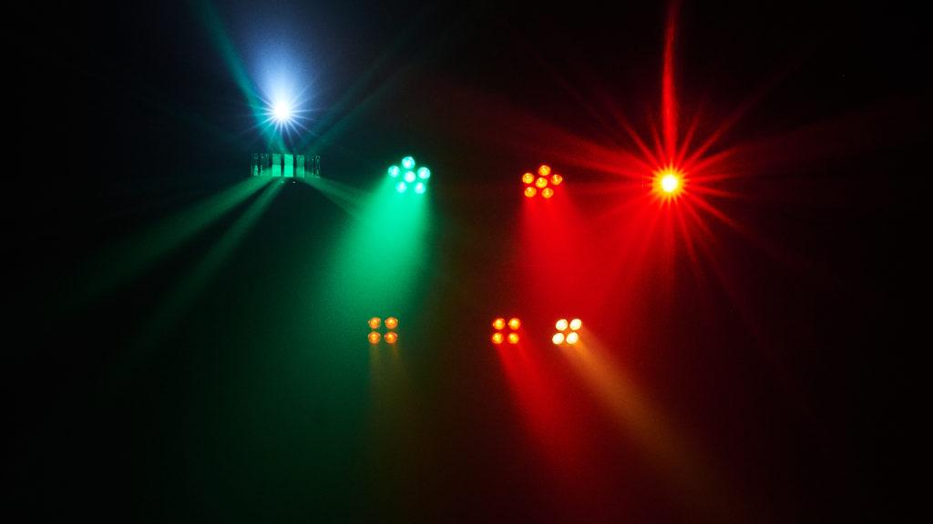 Světelné efekty 5