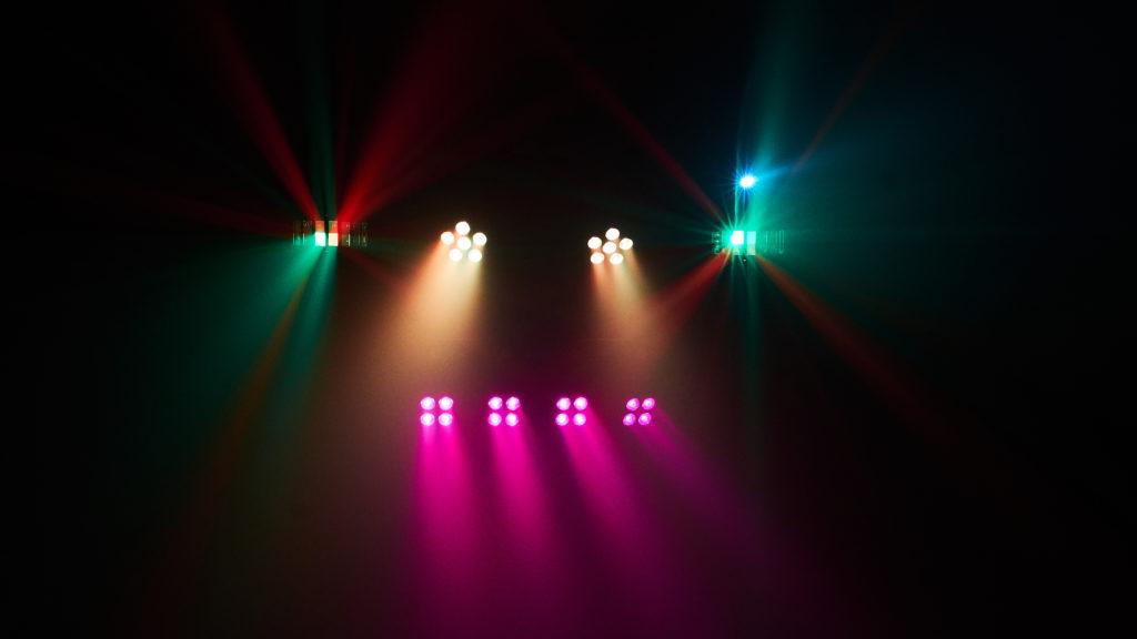 Světelné efekty 4