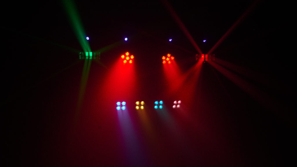 Světelné efekty 3