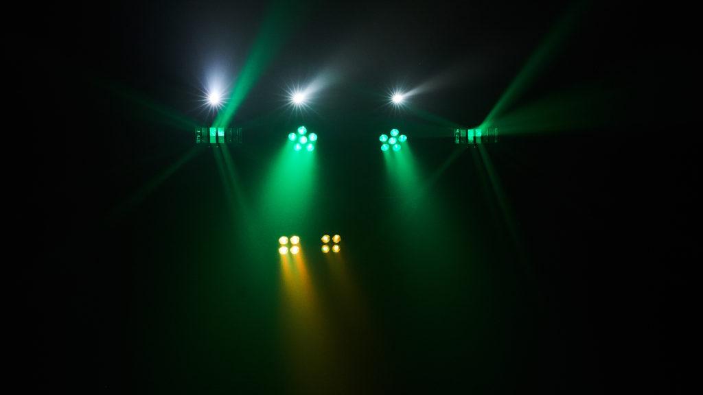 Světelné efekty 1